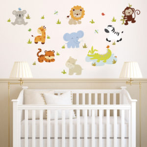 Decorate Nursery With Decals
