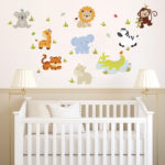 Decorating a Nursery with Decals