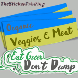 Bumper Stickers to Sell